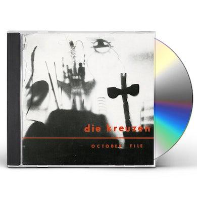 DIE KREUZEN / OCTOBER FILE CD