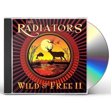 Radiators WILD & FREE 2 CD