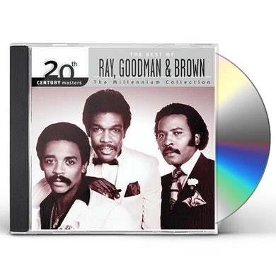 Ray Goodman & Brown 20TH CENTURY MASTERS: MILLENNIUM COLLECTION CD