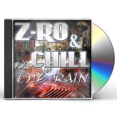 Z-Ro RAIN CD