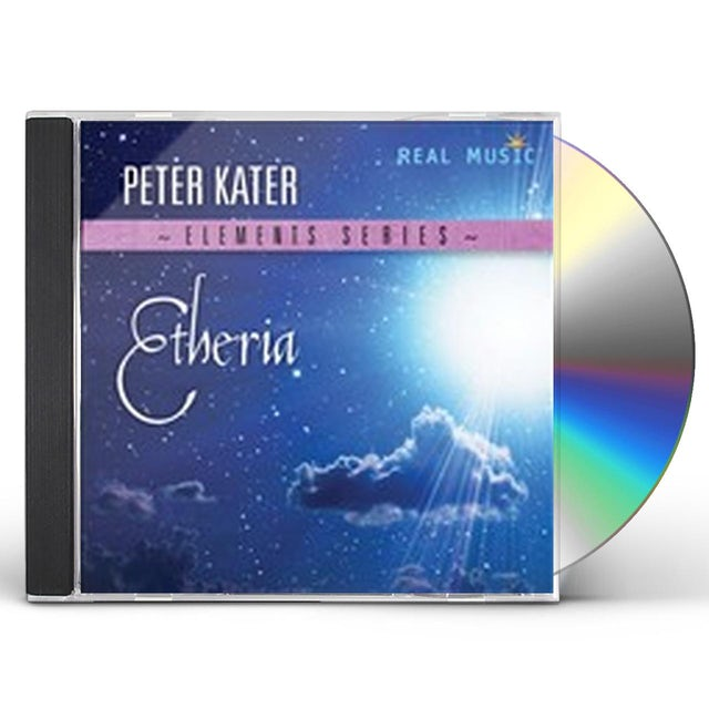 Peter Kater ELEMENTS SERIES: ETHERIA CD
