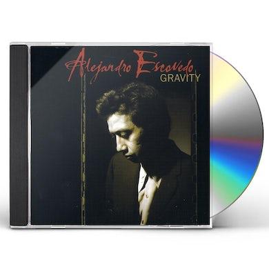 Alejandro Escovedo GRAVITY CD