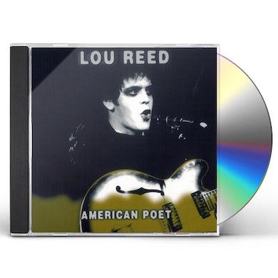 Lou Reed American Poet CD