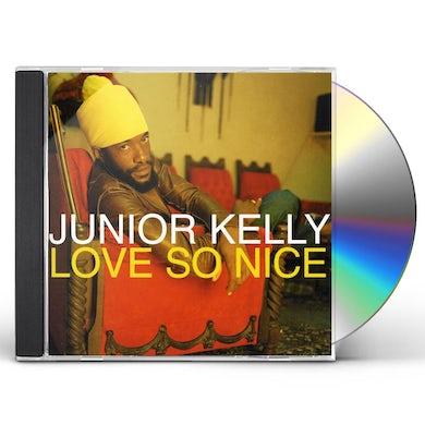 Junior Kelly LOVE SO NICE CD