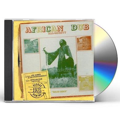 Joe Gibbs AFRICAN DUB CHAPTER 1 CD