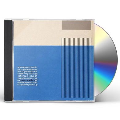 Preoccupations CD