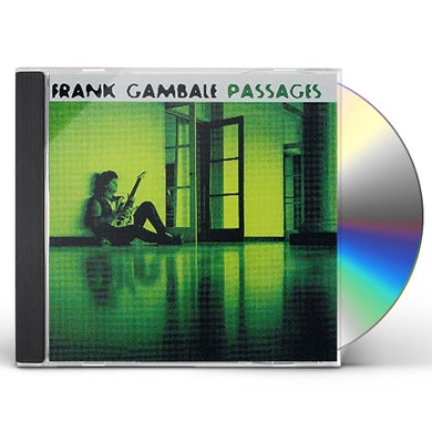 Frank Gambale PASSAGES CD