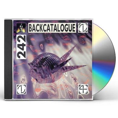 Front 242 BACKCATALOGUE CD