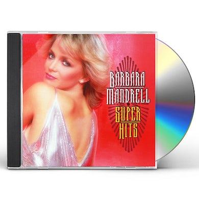 Barbara Mandrell SUPER HITS CD