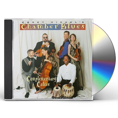 Corky Siegel COMPLEMENTARY COLORS CD