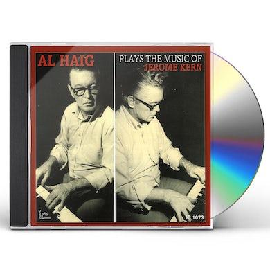 Al Haig PLAYS THE MUSIC OF J CD