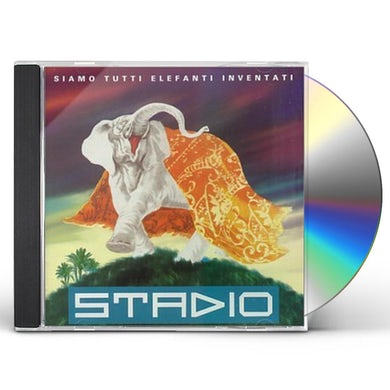 Stadio SIAMO TUTTI ELEFANTI INVENTATI CD