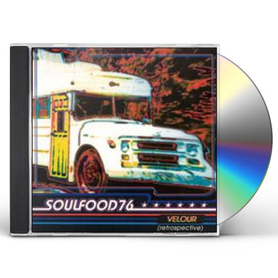 Soulfood 76 VELOUR (RETROSPECTIVE) CD
