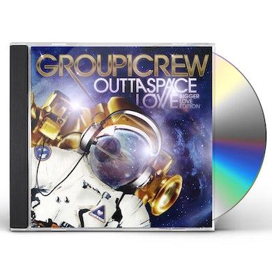 OUTTA SPACE LOVE: BIGGER LOVE EDITION CD