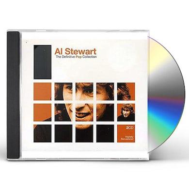Al Stewart DEFINITIVE POP CD