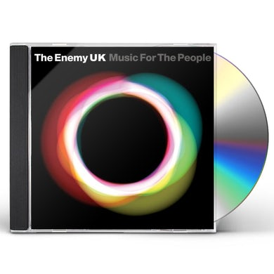 Enemy MUSIC FOR THE PEOPLE CD