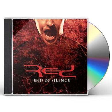 Red END OF SILENCE CD