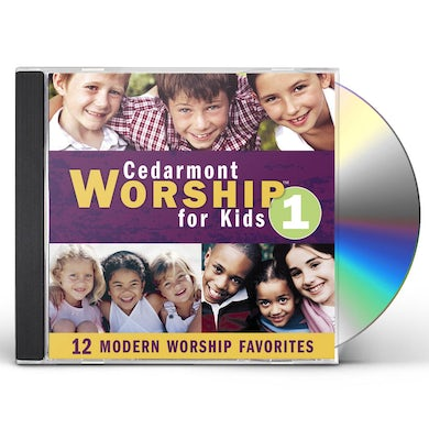 Cedarmont Kids CEDARMONT WORSHIP FOR KIDS 1 CD