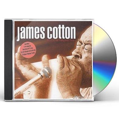 James Cotton BEST OF THE VANGUARD YEARS CD