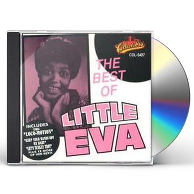 BEST OF LITTLE EVA CD