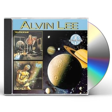 Alvin Lee FREE FALL: RX 5 CD