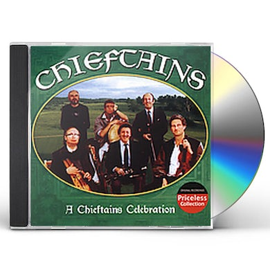 Chieftains CELEBRATION CD