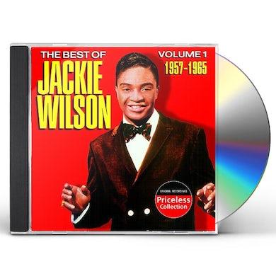 Jackie Wilson BEST OF 1 1957-1965 CD