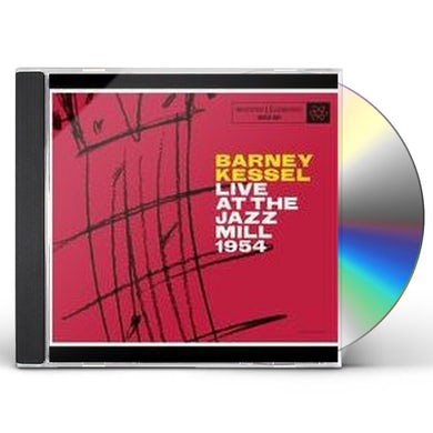 Barney Kessel LIVE AT THE JAZZ MILL CD
