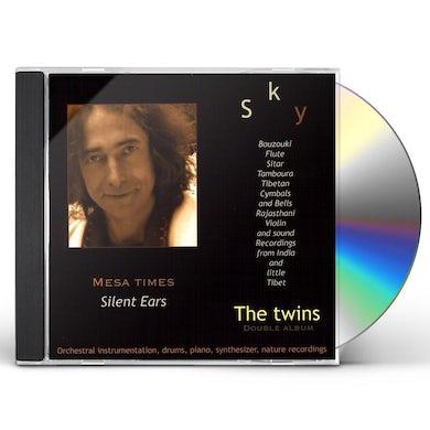 Sky TWINS CD