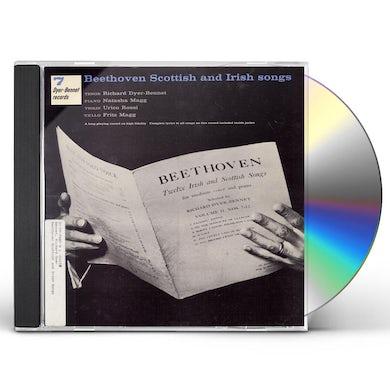 Richard Dyer-Bennet VOLUME 7: BEETHOVEN SCOTTISH AND IRISH SONGS CD