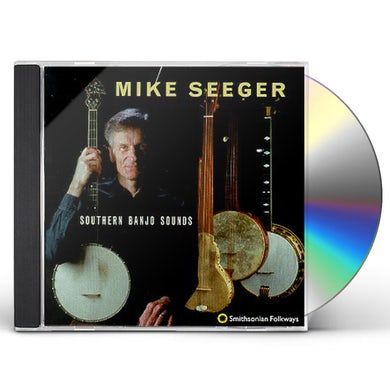 Mike Seeger SOUTHERN BANJO SOUNDS CD