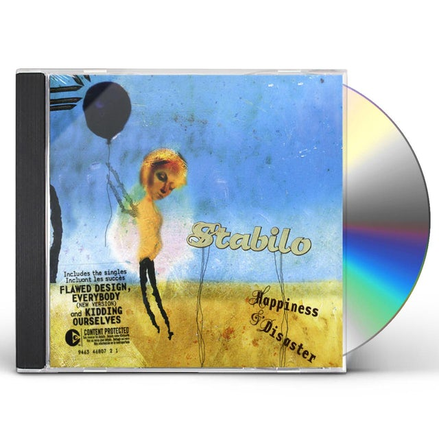 Stabilo HAPPINESS & DISASTER CD