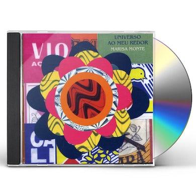 UNIVERSO AO MEU REDOR CD