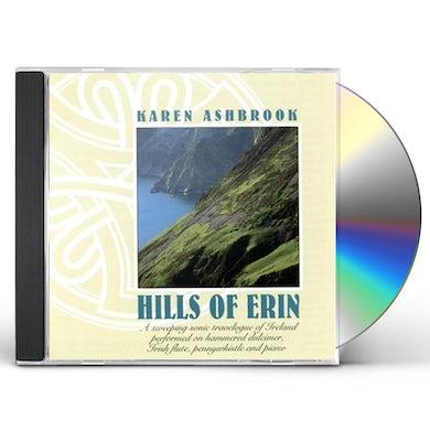 Karen Ashbrook HILLS OF ERIN CD