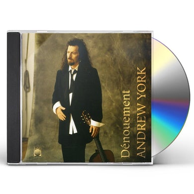 Andrew York DENOUEMENT CD