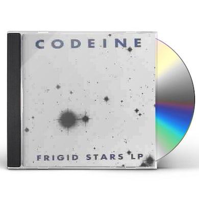 Codeine FRIGID STARS CD