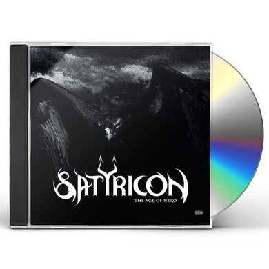 Satyricon AGE OF NERO CD