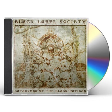 Black Label Society CATACOMBS OF THE BLACK VATICAN (DELUXE EDITION) CD
