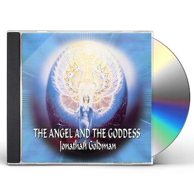 ANGEL & THE GODDESS CD
