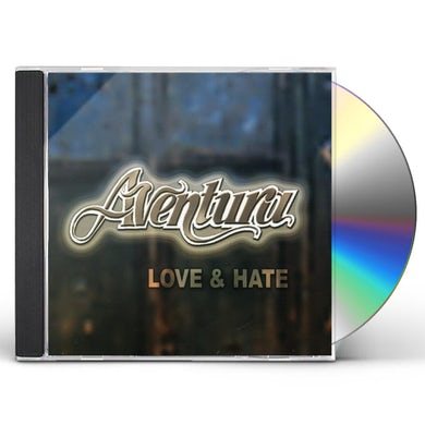 Aventura LOVE & HATE CD
