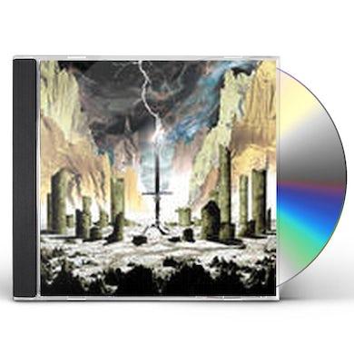 Sword GODS OF THE EARTH CD