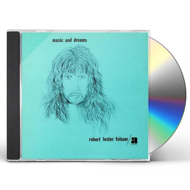 Robert Lester Folsom MUSIC & DREAMS CD