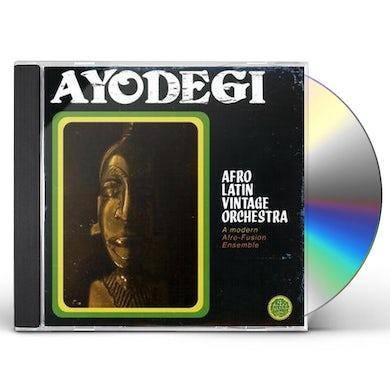 Afro Latin Vintage Orchestra AYODEGI CD