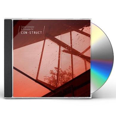 Conrad Schnitzler / Schneider Tm CON-STRUCT CD