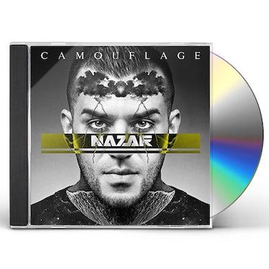 NAZAR CAMOUFLAGE CD