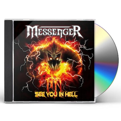 Messenger SEE YOU IN HELL CD