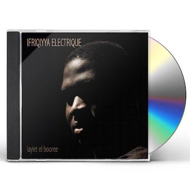 LAYLET EL BOOREE CD
