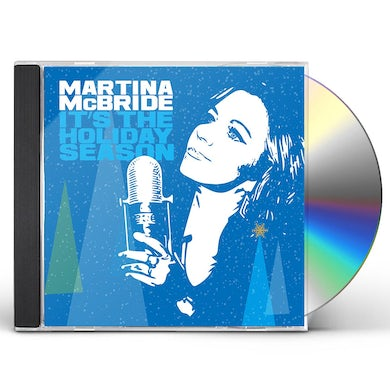 Martina Mcbride ITS THE HOLIDAY SEASON CD