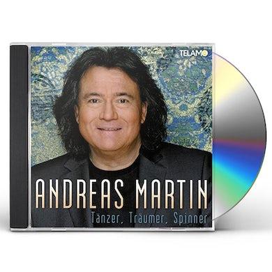 Andreas Martin TAENZER TRAEUMER SPINNER CD