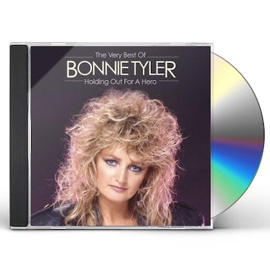 Bonnie Tyler HOLDING OUT FOR A HERO: VERY BEST CD